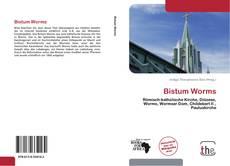 Bistum Worms kitap kapağı