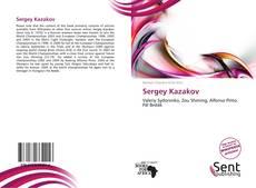 Bookcover of Sergey Kazakov