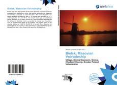 Portada del libro de Bielsk, Masovian Voivodeship