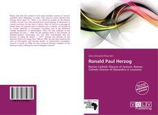 Ronald Paul Herzog的封面