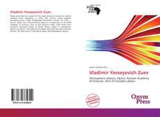 Bookcover of Vladimir Yevseyevich Zuev