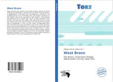 Bookcover of West Bronx