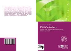 Bookcover of 3563 Canterbury