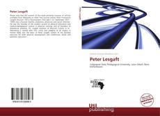 Capa do livro de Peter Lesgaft