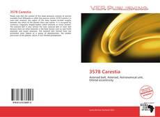 Bookcover of 3578 Carestia