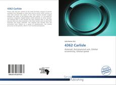 Bookcover of 4362 Carlisle