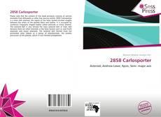 Couverture de 2858 Carlosporter