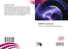 Couverture de 22947 Carolsuh