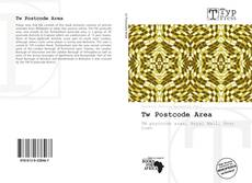 Buchcover von Tw Postcode Area