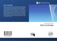 Buchcover von West Cambridge