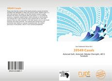 Bookcover of 39549 Casals