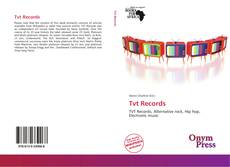 Bookcover of Tvt Records
