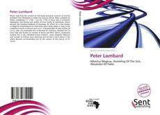 Bookcover of Peter Lombard