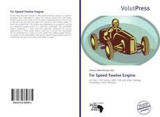 Borítókép a  Tvr Speed Twelve Engine - hoz