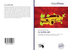Bookcover of Tvr Griffith 400