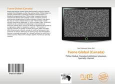 Bookcover of Tvone Global (Canada)