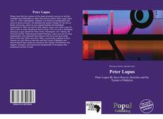 Bookcover of Peter Lupus