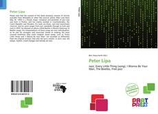Обложка Peter Lipa