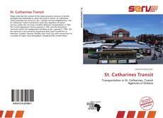 Capa do livro de St. Catharines Transit