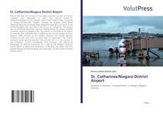 Portada del libro de St. Catharines/Niagara District Airport
