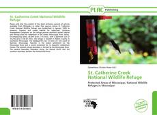 Capa do livro de St. Catherine Creek National Wildlife Refuge