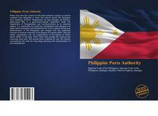Capa do livro de Philippine Ports Authority