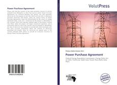 Bookcover of Power Purchase Agreement
