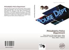 Philadelphia Police Department的封面
