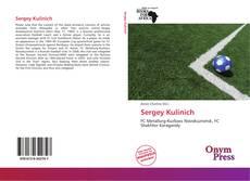 Buchcover von Sergey Kulinich