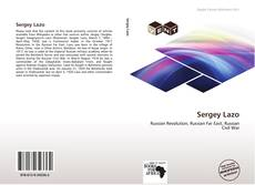 Bookcover of Sergey Lazo