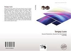 Couverture de Sergey Lazo