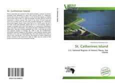 Portada del libro de St. Catherines Island