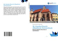 Capa do livro de St. Cecilia Church (Stamford, Connecticut)
