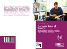 Copertina di Tennessee Board of Regents