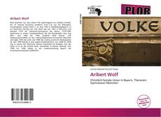 Bookcover of Aribert Wolf