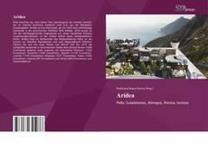 Buchcover von Aridea