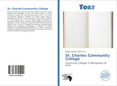 Bookcover of St. Charles Community College