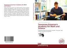 Copertina di Tennessee Governor's Academy for Math and Science