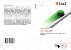 Bookcover of Arie van Lent