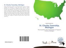 Portada del libro de St. Charles Township, Michigan