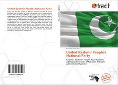 Couverture de United Kashmir People's National Party