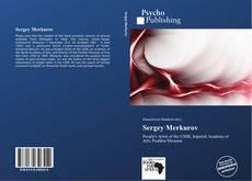 Buchcover von Sergey Merkurov