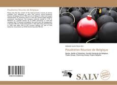 Capa do livro de Poudreries Réunies de Belgique