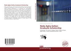 Neda Agha-Soltan Graduate Scholarship的封面