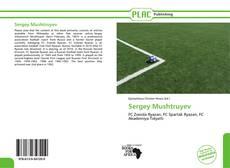 Buchcover von Sergey Mushtruyev