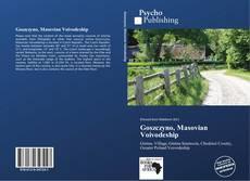 Portada del libro de Goszczyno, Masovian Voivodeship
