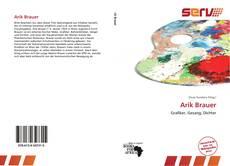 Buchcover von Arik Brauer