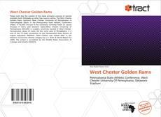 Portada del libro de West Chester Golden Rams