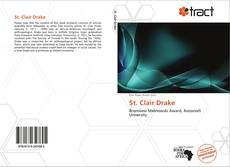 Bookcover of St. Clair Drake