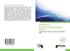 Bookcover of St. Clair Entertainment Group